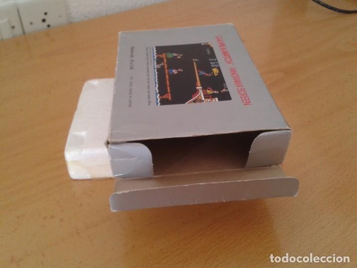 Videojuegos y Consolas: NINTENDO GAME&WATCH PANORAMA POPEYE PG-92 CAJA COMPLETA BOX&FOAM VER NEAR MINT R9365 - Foto 4 - 177812273