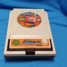 Videojuegos y Consolas: ANTIGUA MAQUINITA VIDEOJUEGO AMIDAR TIPO GAME WATCH TABLETOP DE GAKKEN JAPAN. Lote 177937042