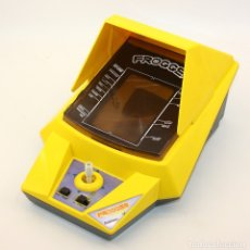 Videojuegos y Consolas: MAQUINITA FROGGER - GAKKEN - KONAMI - AÑOS 80 - MADE IN JAPAN - FUNCIONANDO - VER VIDEO - GAME WATCH. Lote 177945344