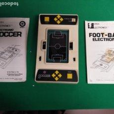 Videojuegos y Consolas: ELECTRONIC SOCCER. Lote 177962144