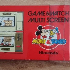 Videojuegos y Consolas: GAME WATCH NINTENDO MICKEY & DONALD DM-53. Lote 178033020