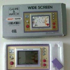 Videojuegos y Consolas: SNOOPY NINTENDO GAME WATCH. Lote 178175788