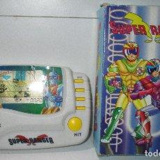 Videojuegos y Consolas: SUPER RANGER MAQUINITA LCD TIPO GAME & WATCH. Lote 178237920
