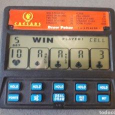 Videojuegos y Consolas: MAQUINITA LCD POKER. Lote 178387307