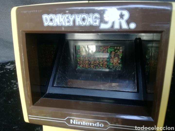 Videojuegos y Consolas: Nintendo tablet pop Jr donkey Kong de 1983 - Foto 2 - 178682477