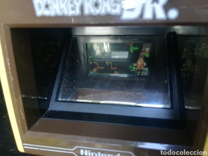 Videojuegos y Consolas: Nintendo tablet pop Jr donkey Kong de 1983 - Foto 3 - 178682477