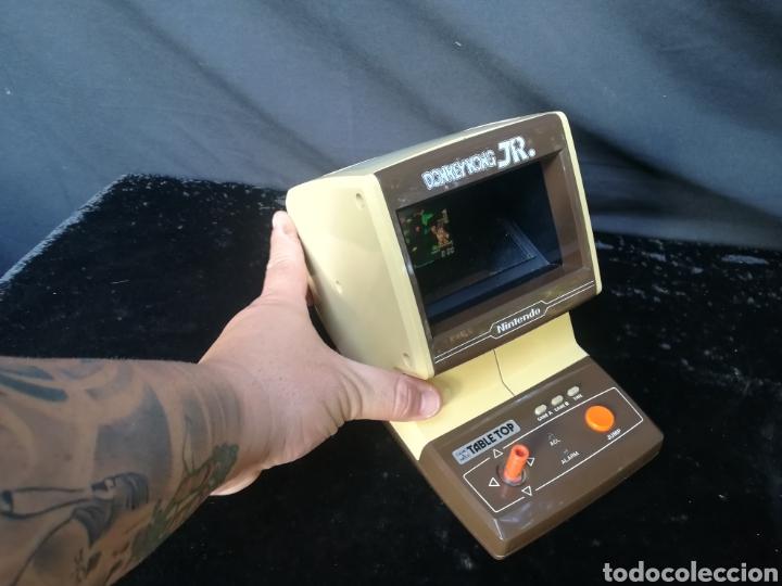 Videojuegos y Consolas: Nintendo tablet pop Jr donkey Kong de 1983 - Foto 6 - 178682477