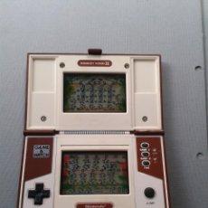 Videojuegos y Consolas: NINTENDO GAME&WATCH MULTISCREEN DONKEY KONG II JR-55 BUEN ESTADO FILTROS NUEVOS! R9405. Lote 178759401