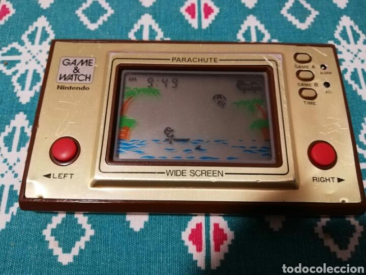 NINTENDO GAME WATCH (Juguetes - Videojuegos y Consolas - Otros descatalogados)