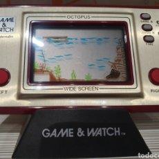 Videojuegos y Consolas: GAME WATCH NINTENDO OCTOPUS. Lote 178983810