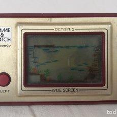 Videojuegos y Consolas: VIDEOCONSOLA. GAME & WATCH. OPTOPUS. NINTENDO. MADE IN JAPAN. AÑO 1981.. Lote 179149988
