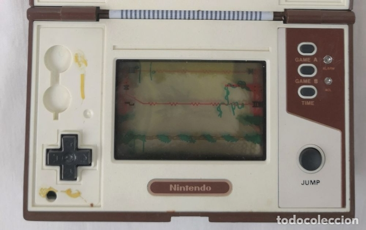 Videojuegos y Consolas: VIDEOCONSOLA. GAME & WATCH. DONKEY KONG II. NINTENDO. MADE IN JAPAN. AÑO 1983. - Foto 4 - 179152587