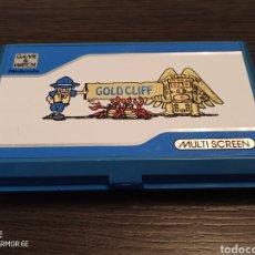 Videojuegos y Consolas: ANTIGUO JUEGO GAME AND WATCH GOLDCLIFF. Lote 179186550