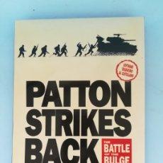 Videojuegos y Consolas: PATTOM STRIKES BACK. BRODERBUND. NUEVO PRECINTADO #JJ. Lote 179327858