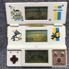 Videojuegos y Consolas: CONSOLA LCD VTECH DEEP DIVER. Lote 179344816