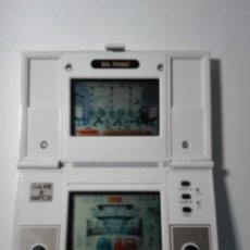 Videojuegos y Consolas: OIL PANIC GAME&WATCH DE NINTENDO MILTI SCREEN. Lote 180013723