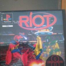 Videojuegos y Consolas: PS1,RIOT. Lote 180162273
