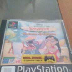 Videojuegos y Consolas: PS1, LILO Y STITCH. Lote 180163508