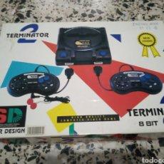 Videojuegos y Consolas: LOTE CONSOLAS TERMINATOR Y PRIMA. Lote 180244148
