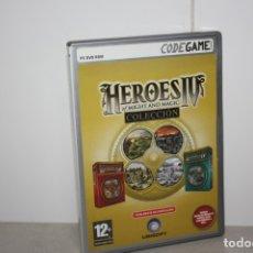 Videojuegos y Consolas: JUEGO DE CD HEROES IV.. Lote 181165006