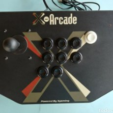 Videojuegos y Consolas: MANDO X ARCADE STICK - USB / PC BY XGAMING TIPO RECREATIVAS. Lote 181440427