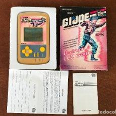 Videojuegos y Consolas: MAQUINITA LCD TIPO GAME & WATCH GIJOE HAWK- MICRO GAMES OF AMERICA. Lote 181618096