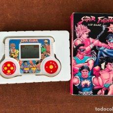Videojuegos y Consolas: MAQUINITA LCD TIPO GAME & WATCH SUPER FIGHTER (TIPO STREET FIGHTER). Lote 181618242