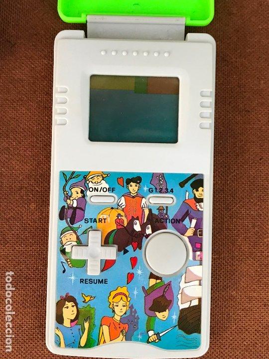 Videojuegos y Consolas: Maquinita LCD tipo Game & watch + puzzle - Columbus - Foto 6 - 181618313