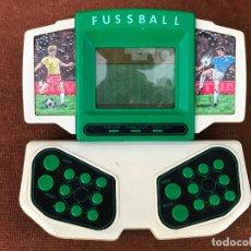Videojuegos y Consolas: MAQUINITA LCD TIPO GAME & WATCH - FUSSBALL. Lote 181618960