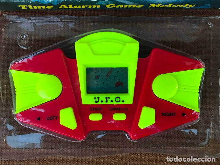 Videojuegos y Consolas: Maquinita LCD tipo Game & watch - UFO - U.F.O. - Foto 2 - 181619102