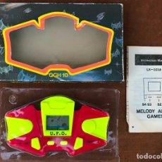 Videojuegos y Consolas: MAQUINITA LCD TIPO GAME & WATCH - UFO - U.F.O.. Lote 181619102
