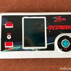 Videojuegos y Consolas: MAQUINITA LCD TIPO GAME & WATCH - GUNDAM Z BANDAI 1985. Lote 181619176