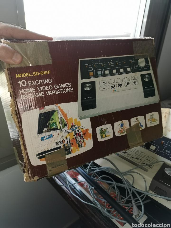 Videojuegos y Consolas: Videoconsola soundic SD-019-c.años 70 - Foto 3 - 181715675