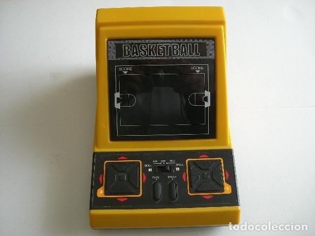 CONSOLA BASKETBALL (Juguetes - Videojuegos y Consolas - Otros descatalogados)