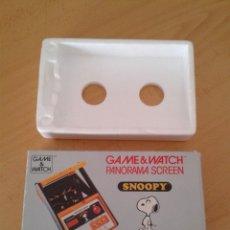 Videojuegos y Consolas: NINTENDO GAME&WATCH PANORAMA SNOOPY SM-91 CAJA COMPLETA BOX&FOAM VER NEAR MINT R9579. Lote 182166773