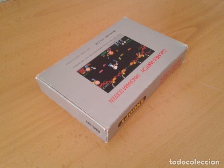 Videojuegos y Consolas: NINTENDO GAME&WATCH PANORAMA SNOOPY SM-91 CAJA COMPLETA BOX&FOAM VER NEAR MINT R9579 - Foto 8 - 182166773
