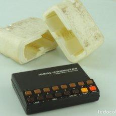 Videojuegos y Consolas: IDEAL-COMPUTER PROGRAM CASSETTE. Lote 182269506