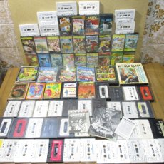Videojuegos y Consolas: LOTE AMSTRAD,SPECTRUM,COMMODORE,MSX,ATARI...LEER DESCRIPCIÓN, LISTADO ACTUALIZADO 18/12/2019. Lote 95962627