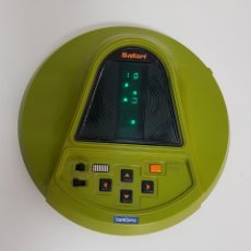 Videojuegos y Consolas: CONSOLA SAFARI BAMBINO, GAME WATCH, FUNCIONA, MADE IN JAPAN. Lote 182753515