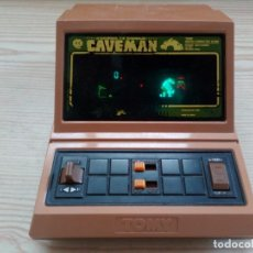 Videojuegos y Consolas: GAME AND WATCH - CAVEMAN - TOMY. Lote 182787058