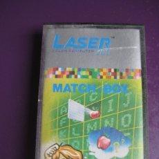 Videojuegos y Consolas: LASER 200 - COLOR COMPUTER - MATCH BOX - PARECE SIN USO. Lote 182823106