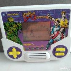 Videojuegos y Consolas: ANTIGUA MAQUINITA TIPO GAME WATCH DOUBLE DRAGON TIGER . Lote 182843136