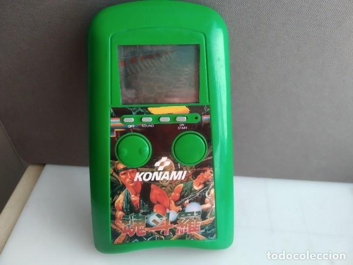 Videojuegos y Consolas: ANTIGUA MAQUINITA TIPO GAME WATCH DE KONAMI - Foto 2 - 222298241
