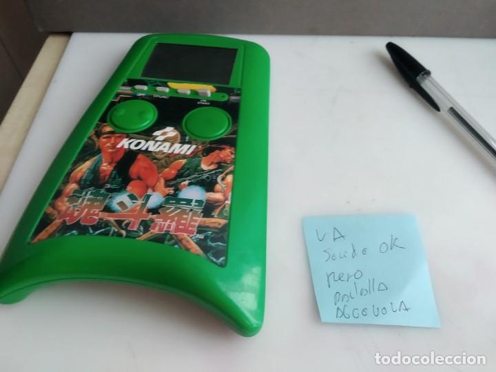 Videojuegos y Consolas: ANTIGUA MAQUINITA TIPO GAME WATCH DE KONAMI - Foto 5 - 222298241