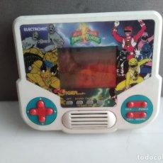 Videojuegos y Consolas: ANTIGUA MAQUINITA TIPO GAME WATCH POWER RANGER TIGER . Lote 182844696