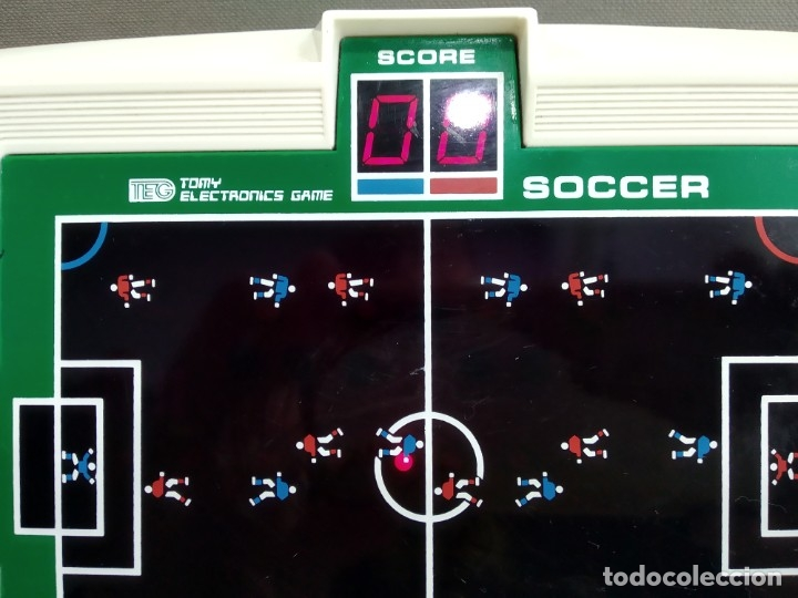 Videojuegos y Consolas: ANTIGUA MAQUINITA TIPO GAME WATCH TOMY MADE IN JAPAN SOCCER FUNCIONANDO - Foto 2 - 183253468