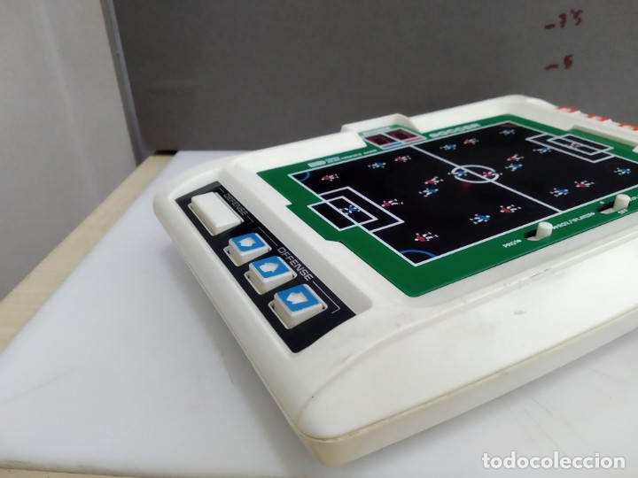 Videojuegos y Consolas: ANTIGUA MAQUINITA TIPO GAME WATCH TOMY MADE IN JAPAN SOCCER FUNCIONANDO - Foto 5 - 183253468