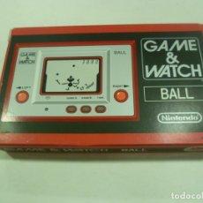 Videojuegos y Consolas: NINTENDO GAME & WATCH BALL-NUEVA. Lote 183317843