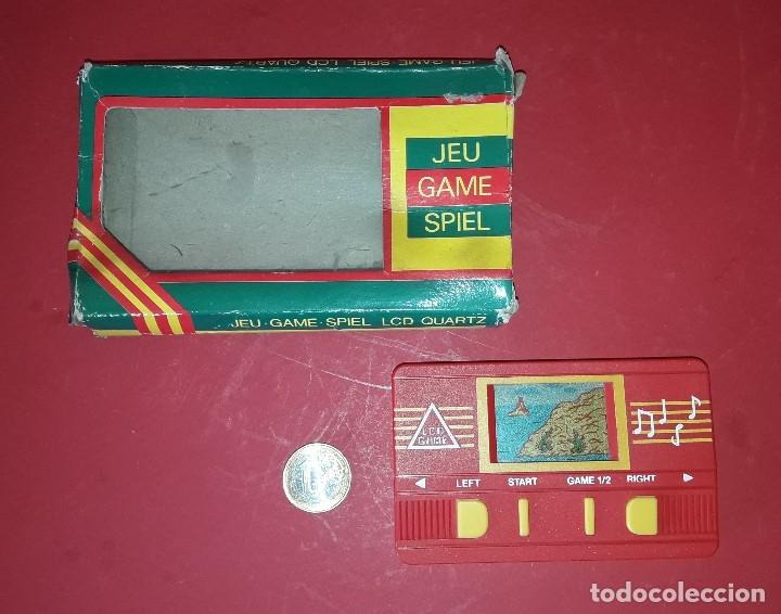 JUEGO LCD GAME (Juguetes - Videojuegos y Consolas - Otros descatalogados)