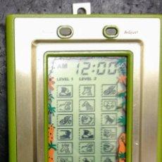 Videojuegos y Consolas: MAQUINITA LCD HUNTER D BRONZA 1981 NO GAME & WATCH PERFECTO ESTADO, MIRAR LAS 10 FOTOS. Lote 183538620